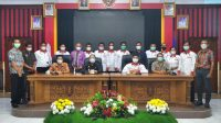 Wakil Bupati Sanggau Terima Audience DPCABPEDNAS