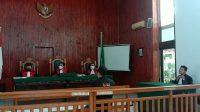 Jurnalis Asrul Dituntut 1 Tahun Penjara karena Beritakan Kasus Dugaan Korupsi